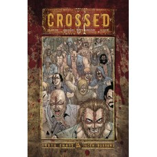 CROSSED 10TH ANN HC VOL 01 (MR)