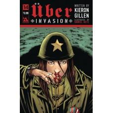 UBER INVASION #14 (MR)