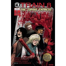 TRAIN 8 ZOMBIE EXPRESS #2 (OF 3)