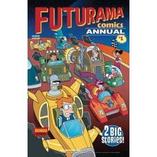 FUTURAMA ANNUAL #1