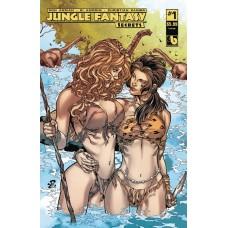 JUNGLE FANTASY SECRETS #1 LUSCIOUS (MR)