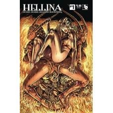 HELLINA RAVENING #1 SACRILEGE (MR)
