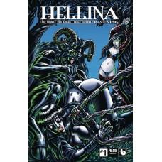 HELLINA RAVENING #1 TEMPTATION (MR)