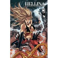 HELLINA RAVENING #1 ENFORCER (MR)