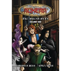 LEGENDS OF AUKERA ASCENDANTS GN VOL 01