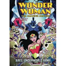 DC SUPER HEROES WONDER WOMAN YR TP ARES UNDERWORLD ARMY