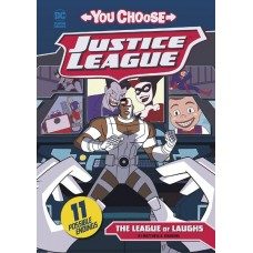 JUSTICE LEAGUE YOU CHOOSE YR TP LEAGUE OF LAUGHS