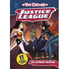 JUSTICE LEAGUE YOU CHOOSE YR TP ULTIMATE WEAPON