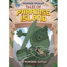 WW PARADISE ISLAND YR TP JET POWERED JUSTICE