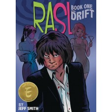RASL COLOR ED TP VOL 01 (OF 3) DRIFT (MR)