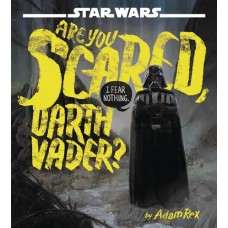 STAR WARS ARE YOU SCARED DARTH VADER YR HC