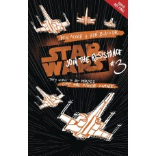 STAR WARS JOIN THE RESISTANCE LIFE OTHER PLANS HC