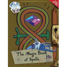 DISNEY STAR VS FORCES OF EVIL MAGIC BOOK OF SPELLS HC