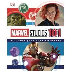 MARVEL STUDIOS 101 ALL YOUR QUESTIONS ANSWERED HC
