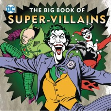 DC BIG BOOK OF SUPER VILLAINS HC