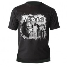 GEORGE ROMERO TRIBUTE T/S XXL