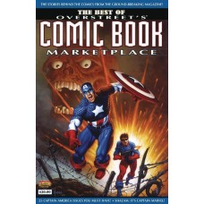 BEST OF OVERSTREET COMIC BOOK MARKETPLACE SC VOL 01 CAPT AME