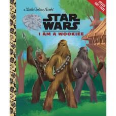 STAR WARS LITTLE GOLDEN BOOK I AM A WOOKIE
