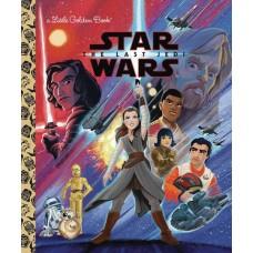 STAR WARS LITTLE GOLDEN BOOK LAST JEDI
