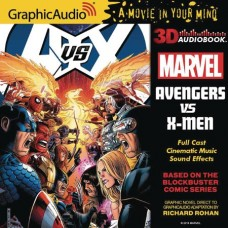 AVENGERS VS. X-MEN AUDIO CD