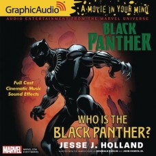 BLACK PANTHER WHO IS THE BLACK PANTHER AUDIO CD