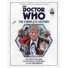 DOCTOR WHO COMP HIST HC VOL 75 3RD DOCTOR STORIES 61-64