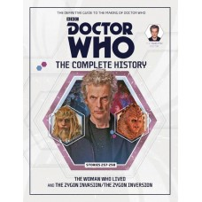 DOCTOR WHO COMP HIST HC VOL 76 12TH DOCTOR STORIES 257-258