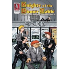 KNIGHTS OF THE DINNER TABLE #257