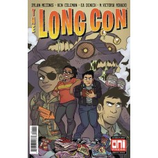 LONG CON #1 CVR A