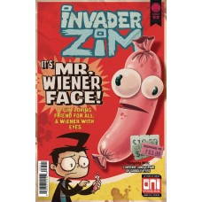 INVADER ZIM #33 CVR A