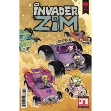INVADER ZIM #33 CVR B HOWARD VARIANT