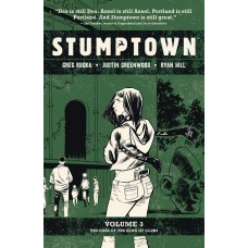 STUMPTOWN TP VOL 03 (MR) CASE OF KING OF CLUBS (MR)