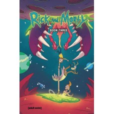 RICK AND MORTY HC BOOK 03