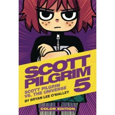 SCOTT PILGRIM COLOR HC VOL 05 (OF 6)