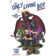 ONLY LIVING BOY OMNIBUS GN