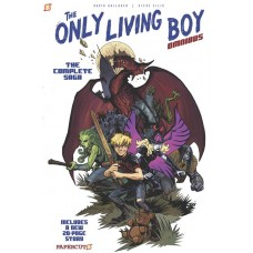 ONLY LIVING BOY OMNIBUS HC