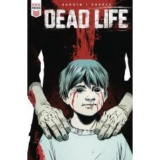 DEADLIFE #1 (OF 3) CVR A NORTON