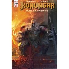 KONUNGAR WAR OF CROWNS #2 CVR A JUZHEN