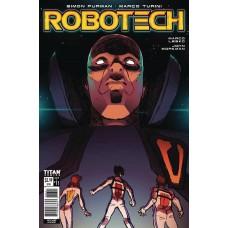 ROBOTECH #11 CVR A MILONOGIANNIS