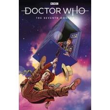 DOCTOR WHO 7TH #2 (OF 4) CVR A JONES