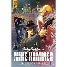 MIKE HAMMER #2 CVR B SALAZA