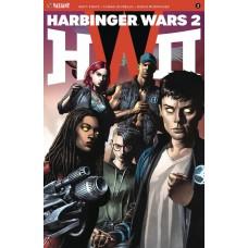 HARBINGER WARS 2 #3 (OF 4) CVR B SUAYAN