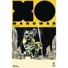 X-O MANOWAR (2017) #17 CVR B MAHFOOD
