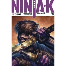 NINJA-K #9 CVR B QUAH