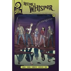 CULT CLASSIC RETURN TO WHISPER #5 (OF 5) CVR A KOH