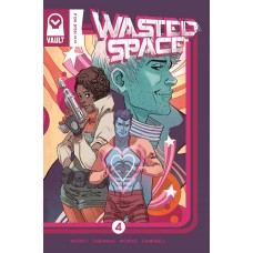 WASTED SPACE #4 CVR A SAUVAGE (MR)