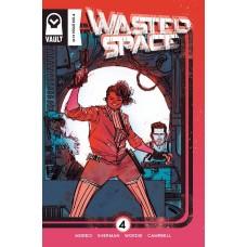 WASTED SPACE #4 CVR B SHERMAN VARIANT (MR)