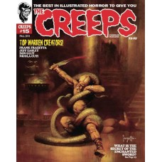 THE CREEPS #15 (MR)
