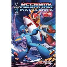 MEGA MAN MASTERMIX #3 CVR B GENZOMAN