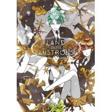 LAND OF THE LUSTROUS GN VOL 06